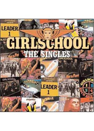 Girlschool - Singles Collection (Music CD)