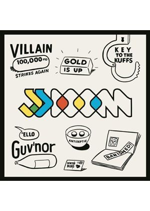 JJ Doom - Keys To the Kuffs (Music CD)