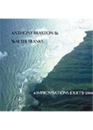 Anthony Braxton & Walter Franks - 4 Improvisations