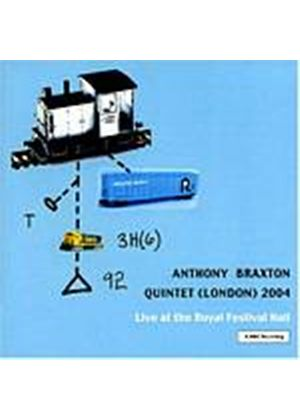 Anthony Braxton Quintet - Live At The Royal Festival Hall (Music CD)