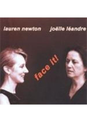 Lauren Newton & Joelle Leandre - Face It