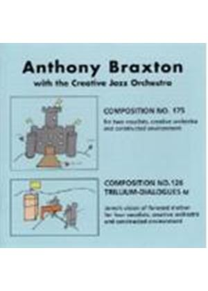 Anthony Braxton & The Creative Jazz Orchestra - Composition No.175 And 126