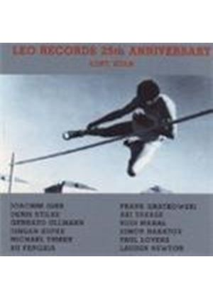 Various Artists - LEO RECORDS 25TH ANNIVERSARY  2CD