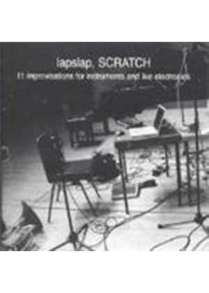 Lapslap - Scratch (Music CD)