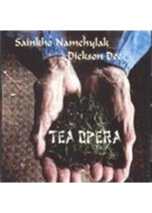 Sainkho Namchylak & Dickson Dee - Tea Opera (Music CD)