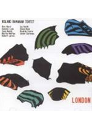 Roland Ramanan Tentet - London (Music CD)