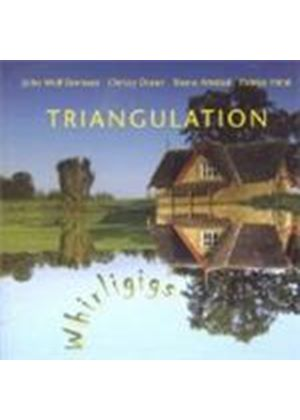 Whirligigs - Triangulation (Music CD)