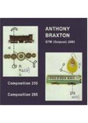 Anthony Braxton - GTM - Outpost (Music CD)