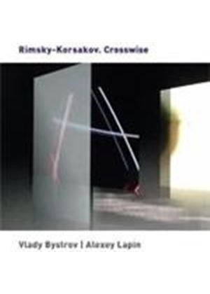 Vlady Bystrov & Alexey Lapin - Crosswise (Music CD)