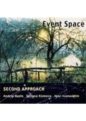 Event Space - Second Approach (Music CD)