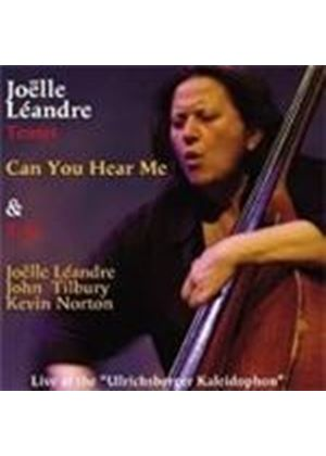 Joelle Leandre - Live At The Ulrichsberg Kaleidophon (Music CD)