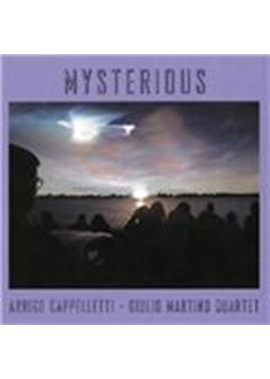 Arrigo Cappelletti - Mysterious (Music CD)