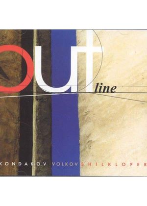Andrei Kondakov - Outline (Music CD)