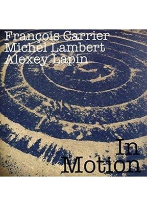 Alexey Lapin - In Motion (Music CD)