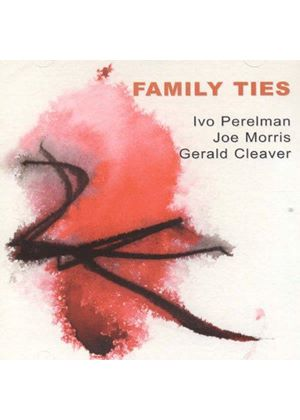 Gerald Cleaver - Family Ties (Music CD)