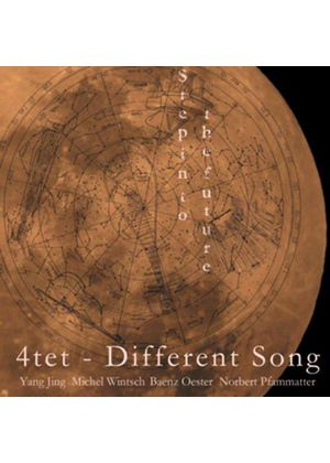 4tet - Different Song (Step in to the Future) (Music CD)