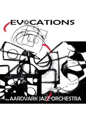 Aardvark Jazz Orchestra - Evocations (Music CD)