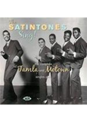 Satintones - Sing (The Complete Tamla And Motown Singles) (Music CD)