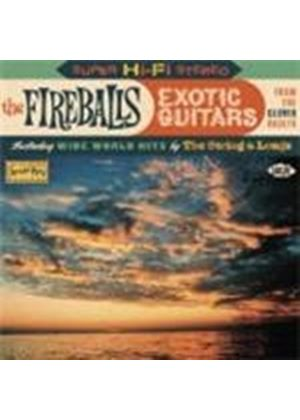 Fireballs (The) - Exotic Guitars From The Clovis Vaults (Music CD)