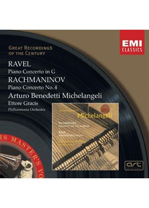 Maurice Ravel - Piano Concerto In G/Michelangeli/Gracis/Phil Or (Music CD)