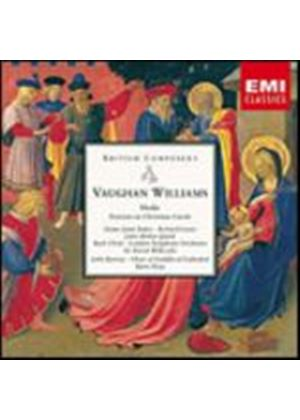 Ralph Vaughan Williams - Hodie/Fantasia On Christmas Carols (Lso, Rose) (Music CD)