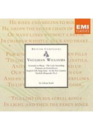 Ralph Vaughan Williams - Serenade (Boult Lpo, LSO) (Music CD)