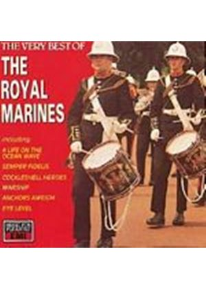 Her Majestys Royal Marine Band - Very Best Of The Royal Marines (Music CD)