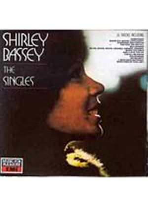 Shirley Bassey - Singles Album (Music CD)