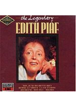 Edith Piaf - The Legendary (Music CD)