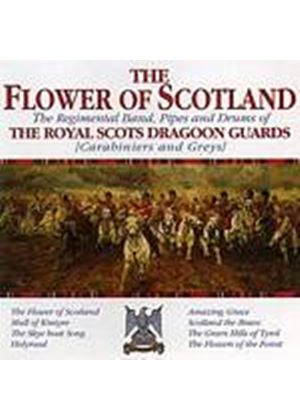 The Royal Scots Dragoon Guards - The Flower Of Scotland (Music CD)