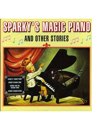 Sparky - Sparkys Magic Piano - And Other Stories (Music CD)