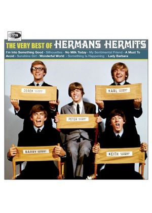 Hermans Hermits - The Very Best Of (Music CD)