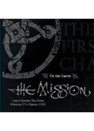 Mission (The) - First Chapter, The (London Shepherd's Bush Empire Wednesday 27th February 2008) (Music CD)