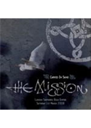 Mission (The) - Carved In Sand (London Shepherd's Bush Empire Saturday 1st March 2008) (Music CD)