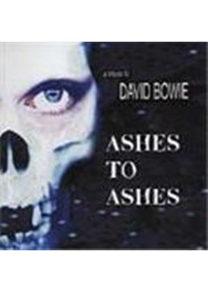 Various Artists - Ashes To Ashes (A Goth Tribute To David Bowie) (Music CD)