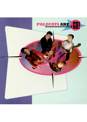 Polecats - Polecats Are Go (Music CD)