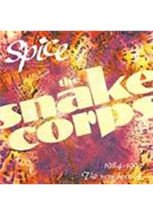 Snake Corps (The) - Spice (The Very Best Of Snake Corps 1984-1993) (Music CD)