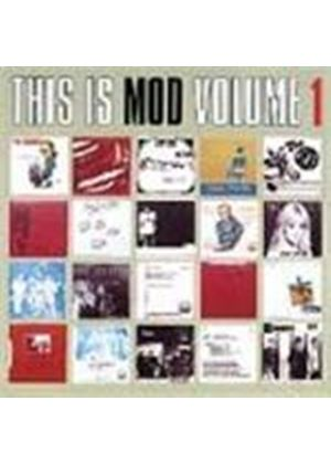 Various Artists - This Is Mod Vol.1 (Rarities 1979-1981)