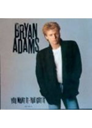 Bryan Adams - You Want It You Got It (Music CD)