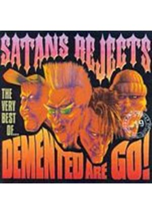 Demented Are Go - Satans Rejects - The Very Best Of (Music CD)