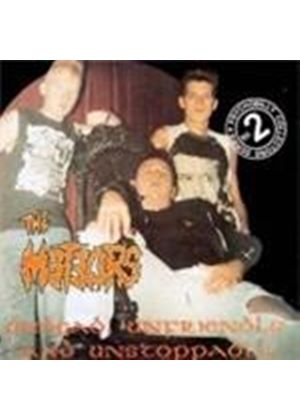 The Meteors - Undead, Unfriendly And Unstoppable (Music CD)