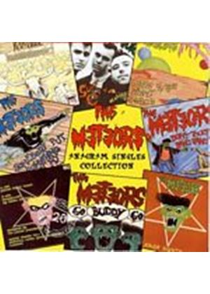 The Meteors - Anagram Singles Collection (Music CD)
