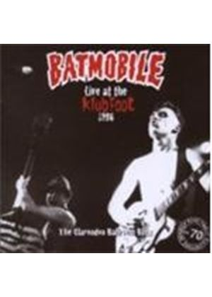 Batmobile - Clarendon Ballroom