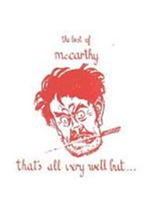 McCarthy - Thats All Very Well But.. - The Best Of (Music CD)