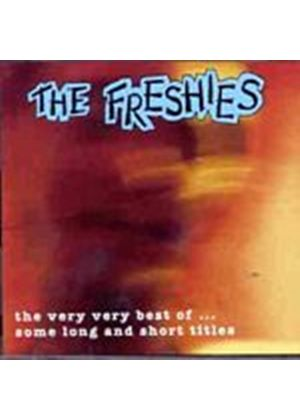 Freshies - The Very Very Best Of... (Music CD)