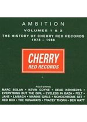 Various Artists - Ambition - Volumes 1 & 2 - The History Of Cherry Red Records (Music CD)