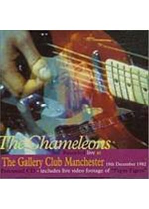 The Chameleons - Live At The Gallery Club 1982 (Music CD)