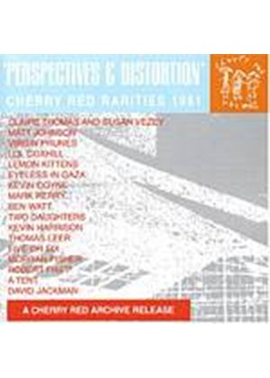Various Artists - Perspectives And Distortion (Music CD)