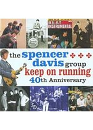 Spencer Davis Group - Keep On Running (40th Anniversary) (Music CD)