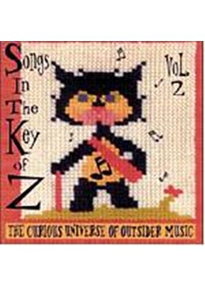 Various Artists - Songs In The Key Of - Vol. 1 And 2 (Music CD)
